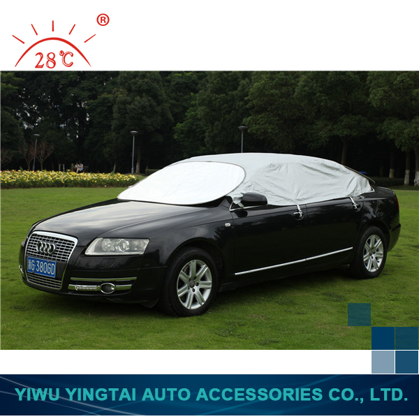 Factory sale car cover with workable price Car <strong>Sun</strong> Shade