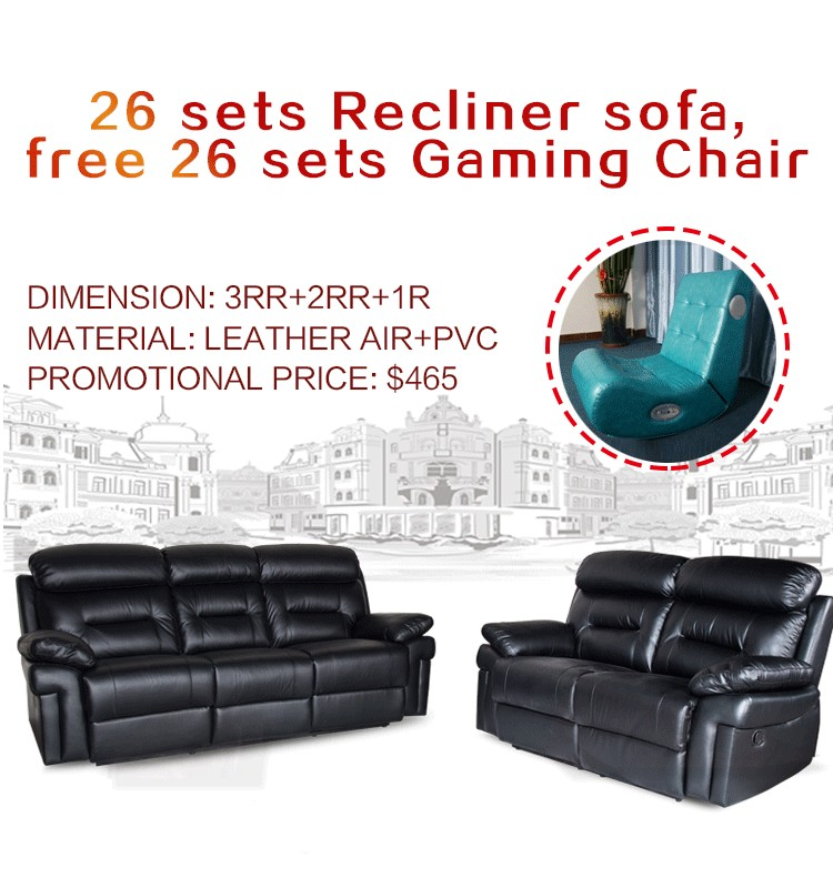 Shenzhen factory top quality home living room furniture