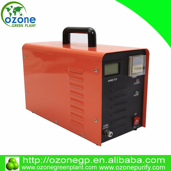 Portable ozone generator, can be used for cleaning fruits and vegetables, drinking water treatment