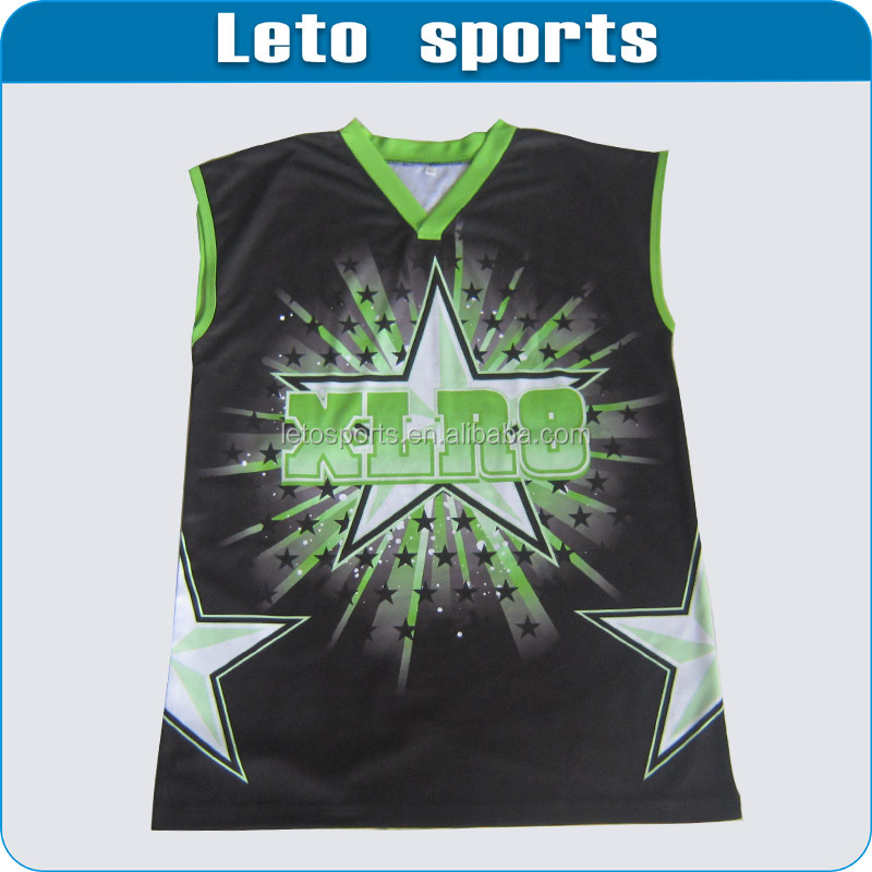 custom professional volleyball jersey