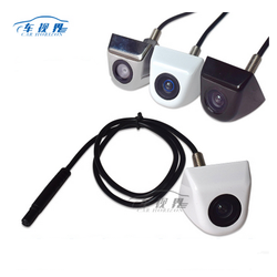 Backup hidden Korean head HD car rear view camera with CE/FCC/ROHS
