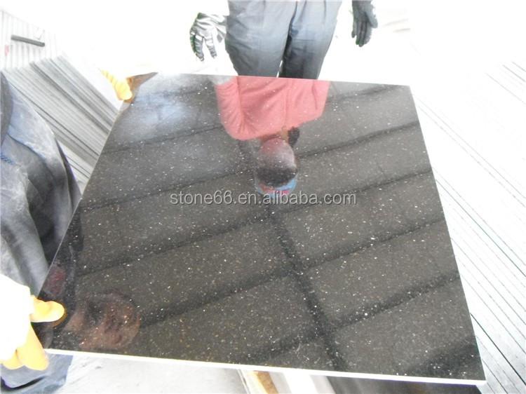 China Manufacturer Natural Stone Black Kitchen CountertopsBlack
