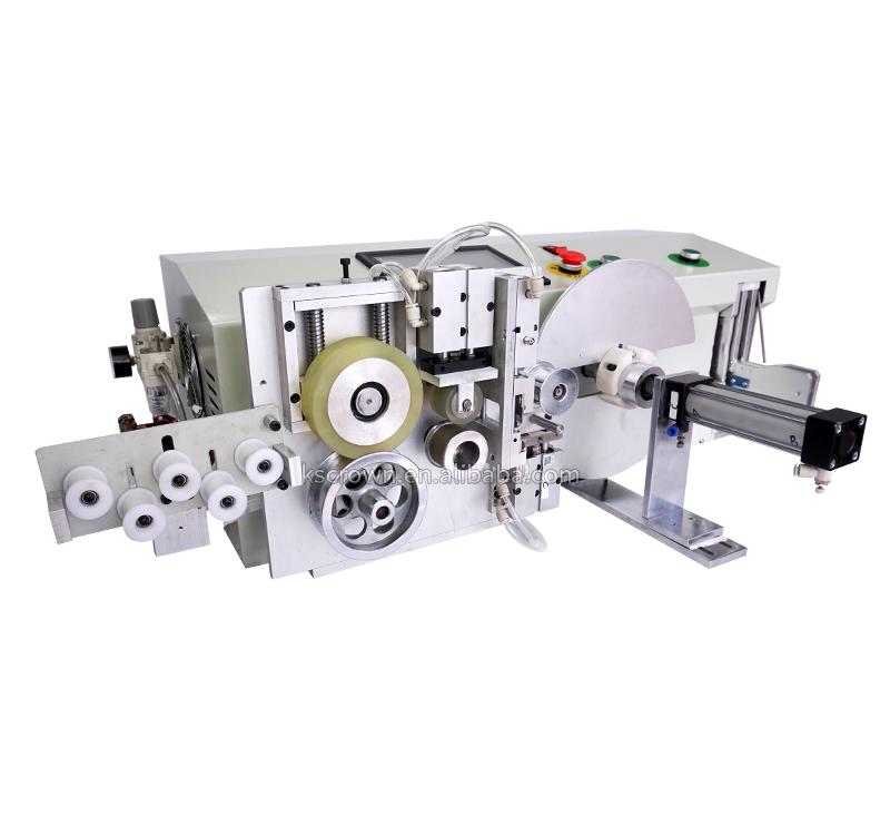 (High) 저 (speed 자동 cable 코일 링 wire spool 권선 machine 큰 demand electric motor 와인 더 기계 WL-S30