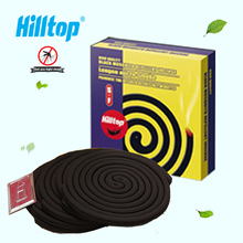 Natural citronella spiral-shaped mosquito coils