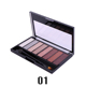 8 colors professional eye makeup sleek eyeshadow palette