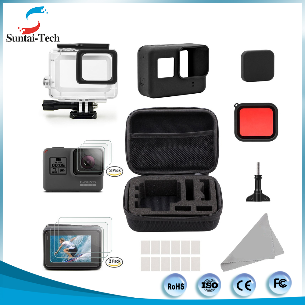 Hot Sale Go Pro Accessories 2017, Sport Camera Accessories for GoPro Hero 5 Manufacturer