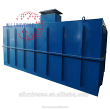 Package MBR waste water treatment plant for domestic sewage treatment