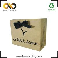 Wholesale personalized custom printed kraft boxes match paper box