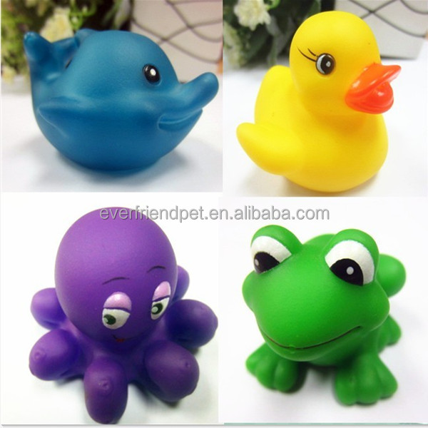 floating pool animals small plastic toy frog