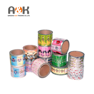 A&K PET Heat Transfer Printing Film for plastic pen and refill