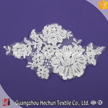 HC-1796 Hechun wholesale great best quality beaded applique for dresses