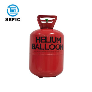 Factory Supply 30LB/50LB Helium Gas Cylinder Price In Egypt