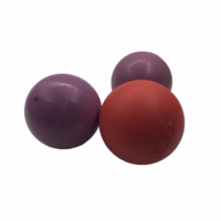 High quality solid massage rubber ball