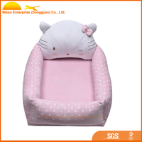 2016 animal shanped memory foam cushion dog bed