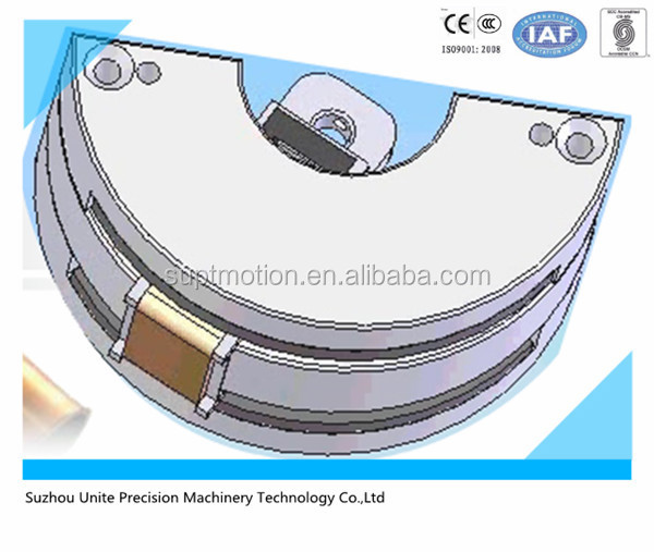 Swing type rotary voice coil actuator for UAV,Aircraft industry area