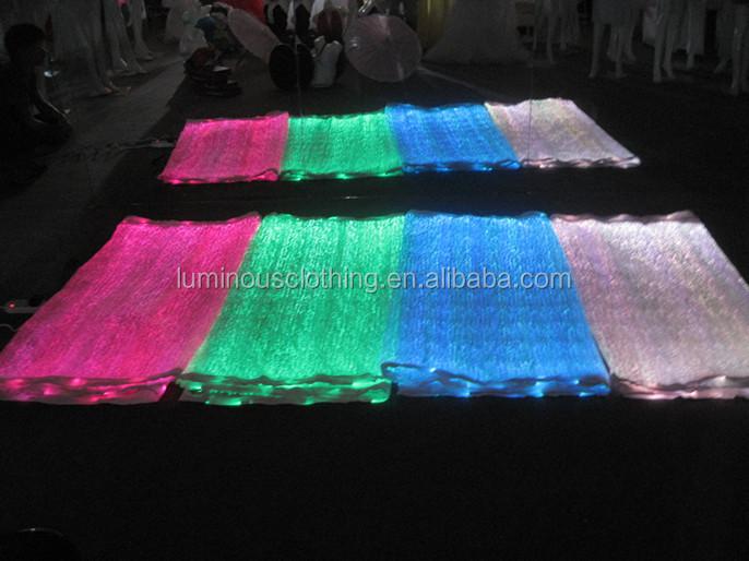 led beleuchtung lwl stoff gabardine stoff modell einheitlich bluse f r stoff rgb verschiedenen. Black Bedroom Furniture Sets. Home Design Ideas