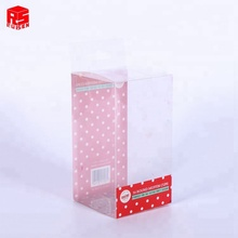 Good quality eco-friendly Candy transparent plastic packaging box