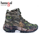 2018 Wholesale best outdoor waterproof camouflage men's hunting shoes for sale