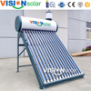 High quality and best price evacuated tube solar hot water system exporter