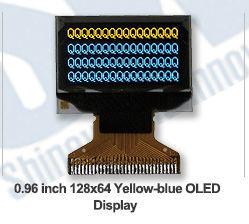 Micro OLED 0.91 8Pins White