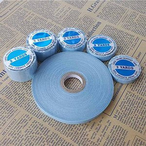 Lace front support tape roll for tape in extensions, for hair replacement water proof Strong Adhesive Double Sided tape