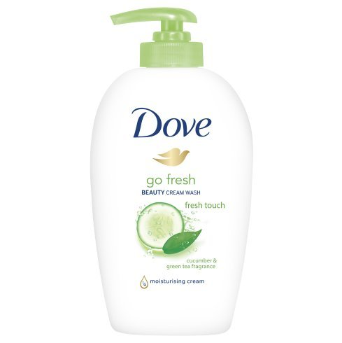 Dove Go Fresh Beauty Cream Wash - Fresh Touch Cucumber & Green Tea (250ml)