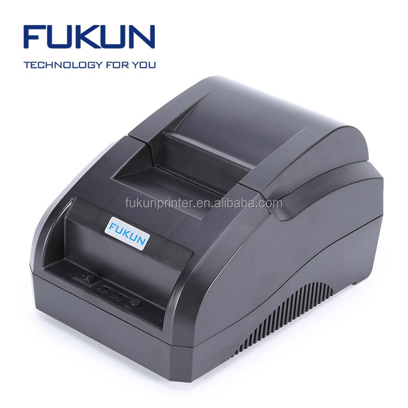 Pos58iii thermal receipt printer driver