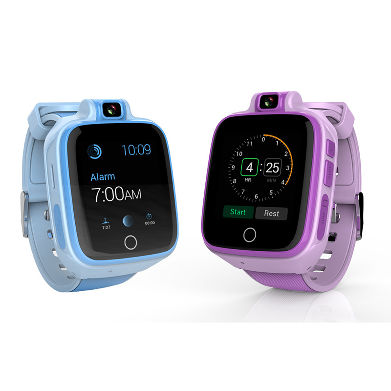 Kids Smart Watch GPS Tracker SOS A5 Tracker Touch Screen Smart Watch Phone 4g Android