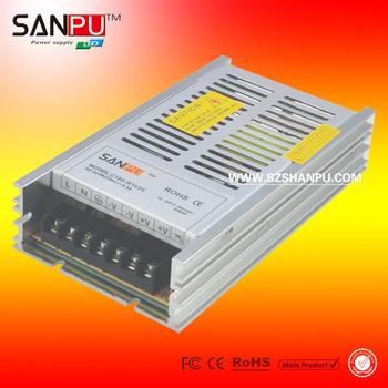 sanpu adapter alimentation 110v 220v ac input 150w 12v power supply buy 12v power. Black Bedroom Furniture Sets. Home Design Ideas