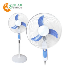 Factory price good quality stand solar powered outdoor fans