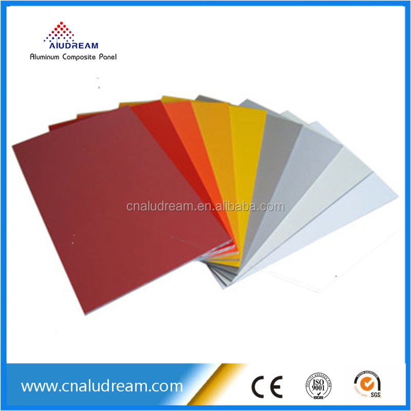 good service LDPE core acp sheet manufacturers for signage