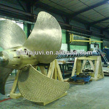 4 Blade Alloy Controllable Pitch Propeller SG series for Marine Propulsion