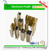 6063 t5 aluminum extruded profiles aluminum window extrusion profile