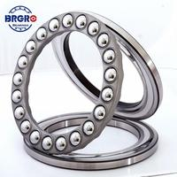 One way Thrust ball bearing 51108 198908 for motorized surfboard