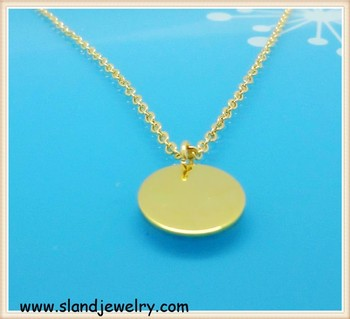 Gz sland jewelry shop wholesale gold disc necklacesmall gold coin gz sland jewelry shop wholesale gold disc necklace small gold coin necklaceoem accepted aloadofball Gallery