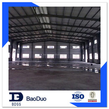 China Steel Structure Warehouse/Workshop/Building/Hanger