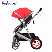 2017 Belecoo brand baby prodcuts baby stroller 3 in 1 child pram with EN1888 535-2