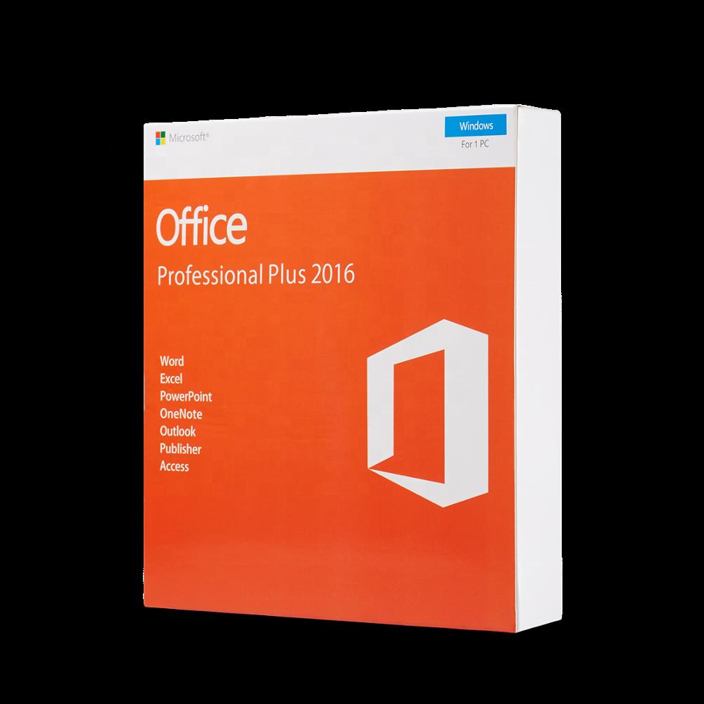 Office 2016 pro plus dvd Original office 2016 professional plus 32bit 64bit DVD activation online фото