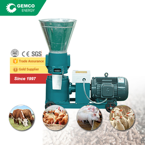 Low cost small farm house use rabbit food alfalfa hops poultry feed pelletizer machine for animal feed