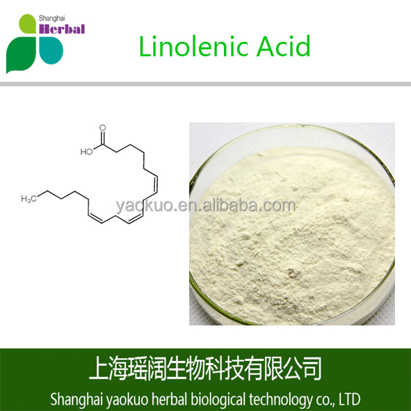 Strengthen Hair and Improve Skin Linolenic Acid