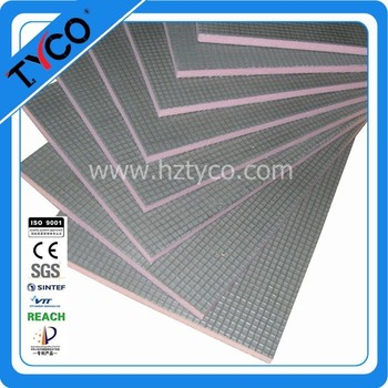 Best Sale Xps Tile Backer Board For Interior And Exterior