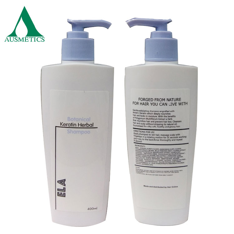 High Quality Premium Natural Silicon Free Aromatic Wash Hair Shampoo