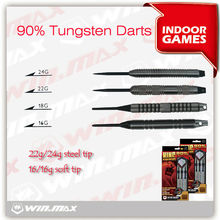 New product China supplier game promotion tungsten steel soft tip dart