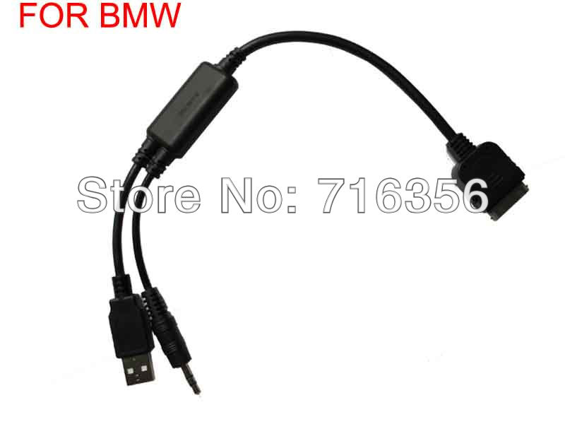 usb aux audio input charge i drive cable adapter for mini. Black Bedroom Furniture Sets. Home Design Ideas