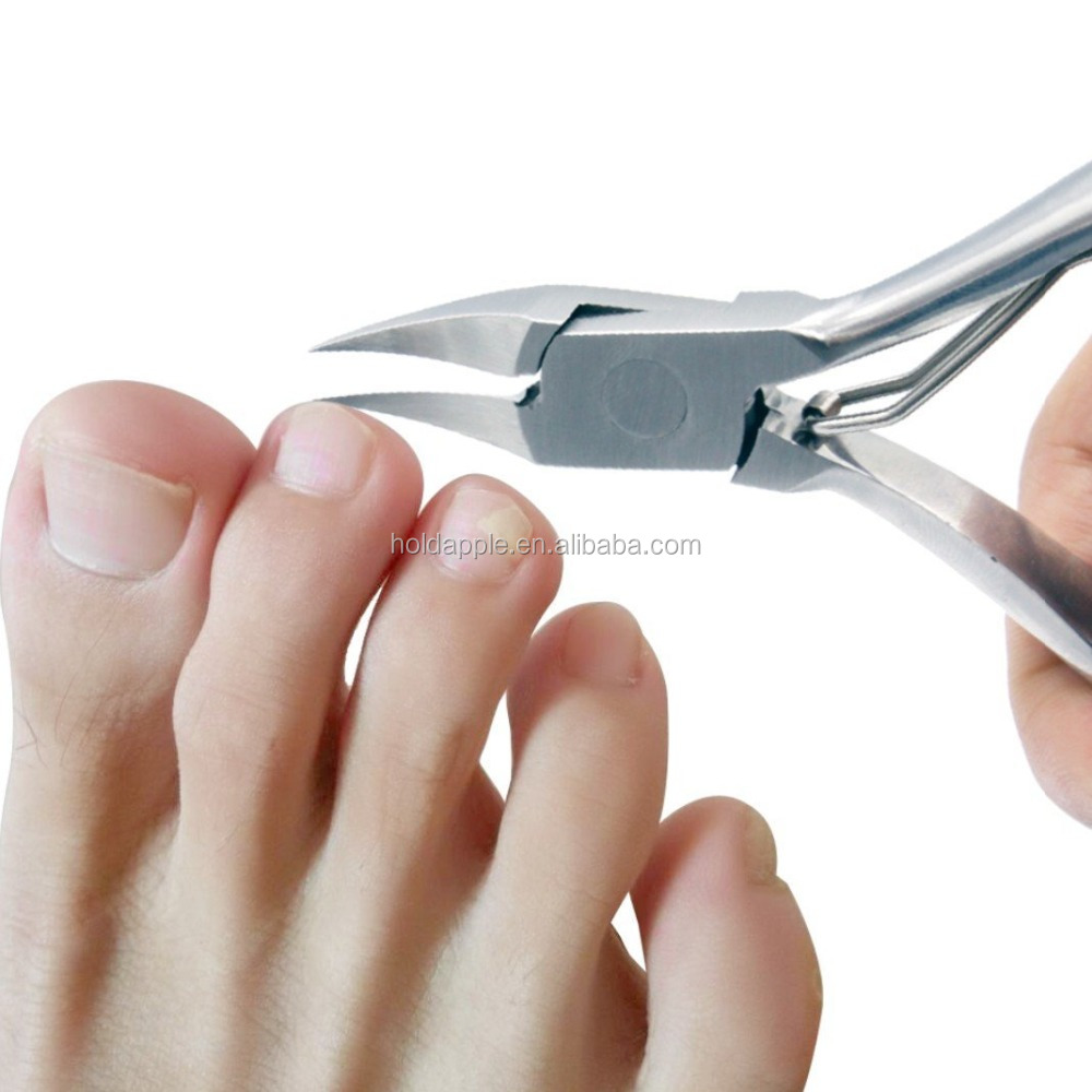 Toenail Clippers For Thick Or Ingrown Toenails Surgical Steel Grade ...