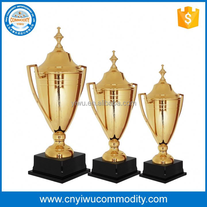 yiwu trophy export,good quality metal victory sports trophy, trophy plaques
