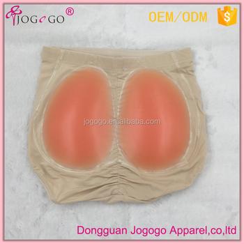 5e3255bc0d9 Women Sexy Body Shaper Underwear Buttock Enhancer Silicone Butt Hip Pads