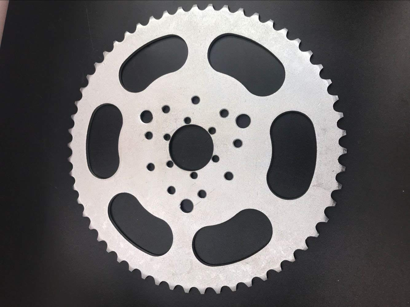 CDHpower Multifunctional 56 teeth sprocket -2 stroke gas engine motor gas motorized bicycle