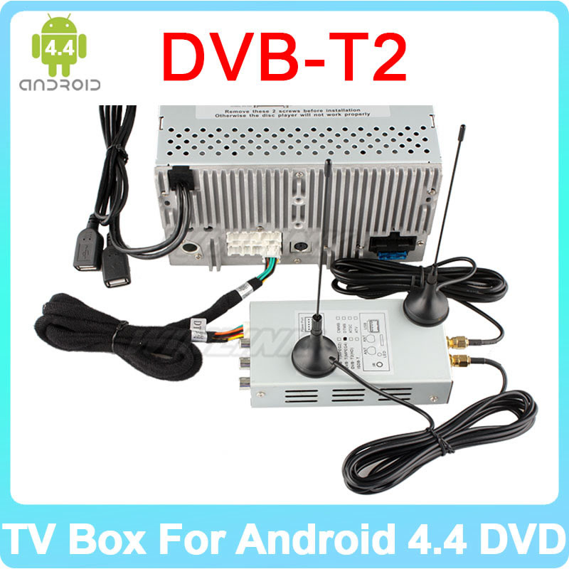 For Russia Thailand Malaysia DVB-T2 TV Box For Special Android 4.2 Car DVD Player.The Item Just Fit For our Car DVD