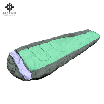 Dropship DS-SB1001 Factory price cold weather light fur military sleeping bag